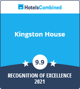 Hotels Combined reognition of excellence 2021